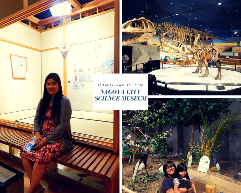 NAGOYA CITY SCIENCE MUSEUM, TEAM UY TRAVELS