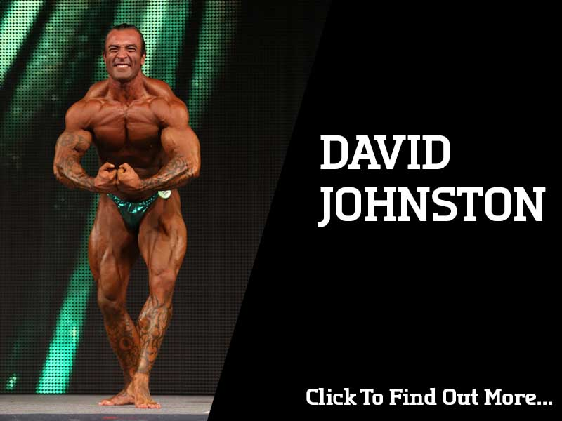 David Johnston - Personal Trainer - TEAM Warrior Within - Columbia MD
