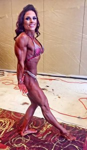 Erica Sigwalt - NPC Competitor - Competition Personal Training Client
