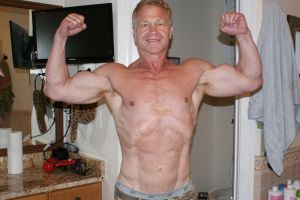 Jerry Freishtat - Men's Physique Competitor - Maryland NPC Bodybuilding