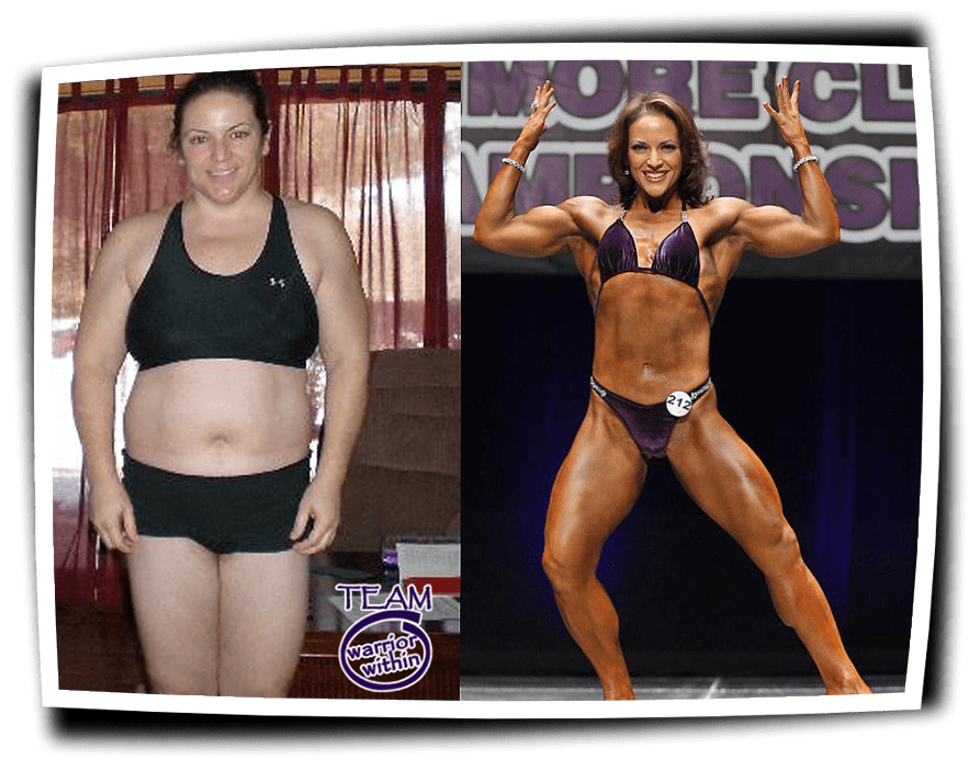 Christina Fahey - Muscle Building - Personal Trainer In Columbia MD