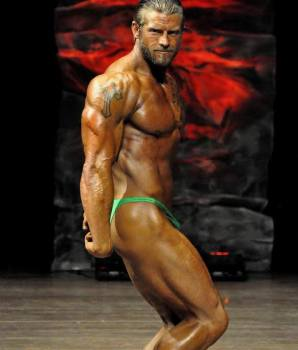 Steve Rovelstad -After Muscle Gain - NPC Men's Bodybuilding  Competitor - Maryland
