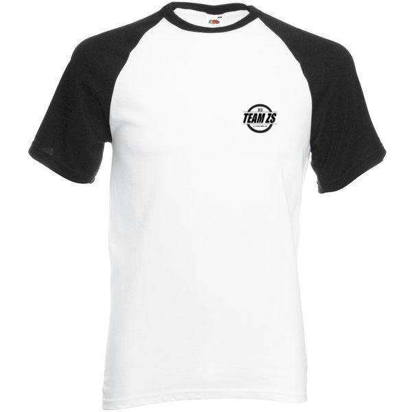 T-Shirt blanc ZS - recto