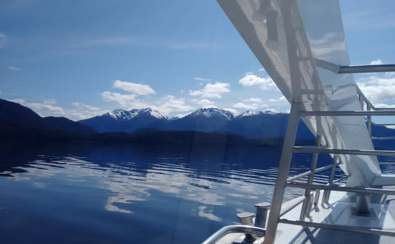 Te Anau Glowworms Caves Daytime Cruise To Caves