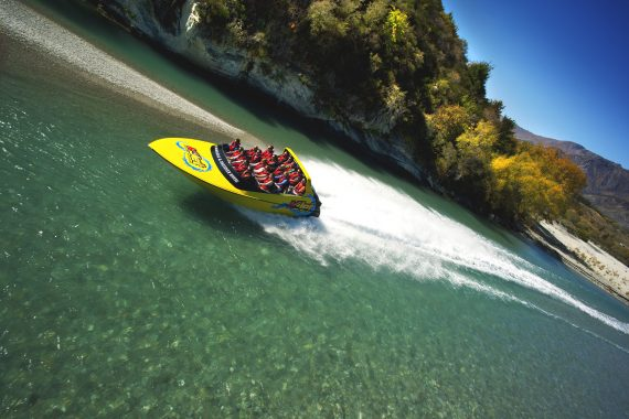 Queenstown Twin Rivers