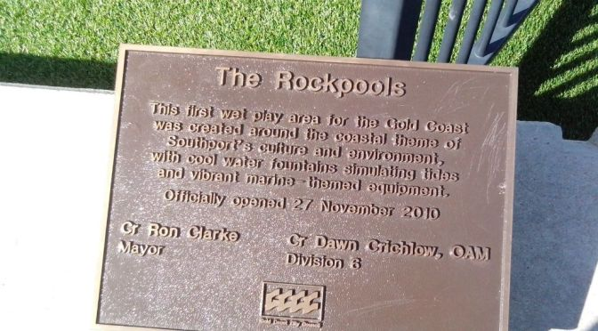 Day 5 – Harbour Town | Rock Pool Water Park