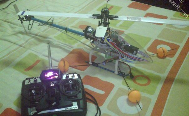 RC Heli Flying Hobby