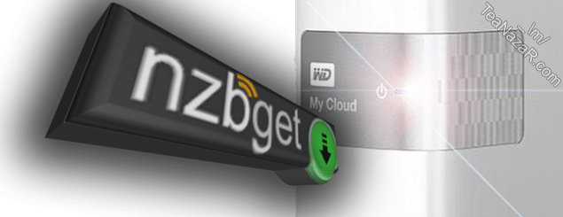 NZBGet v16.4 for WD My Cloud firmware V4