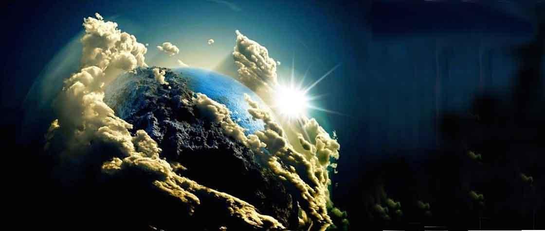 La materia y el reino de Dios