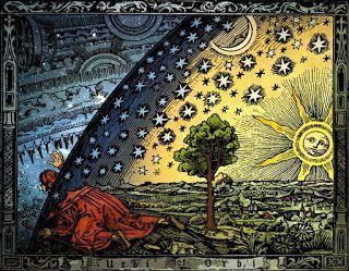 The hidden curvature of faith