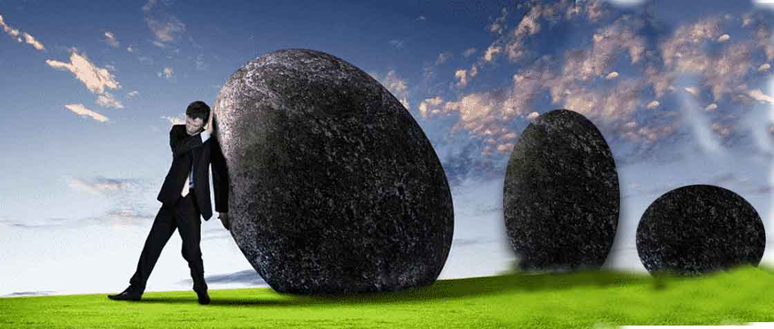 3 piedras de tropiezo hacia Cristo