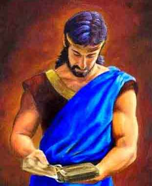 The scriptures and Nephi