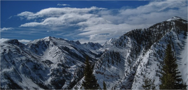 Top of the Rockies