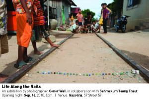 Photo Exhibition: Life along the rails
