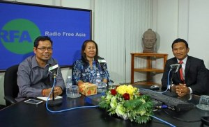 """Radio Talk Show: """"The Concerning of citizens for high-speed road construction"""""""