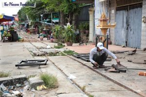 Roadwork start prompts worries among residents