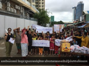 One Thousand People Celebrate World Habitat Day Through Events Held at Their Communities