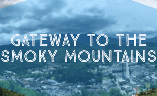 The Gateway to the Smoky Mountains