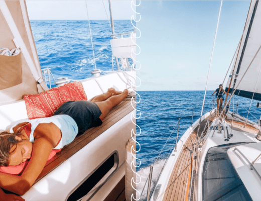 Five Things They Don't Tell you About Sailing