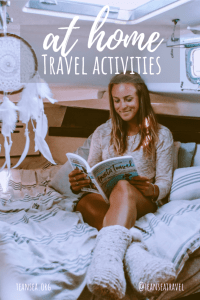 At Home travel activities