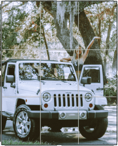 jeep rule of thirds
