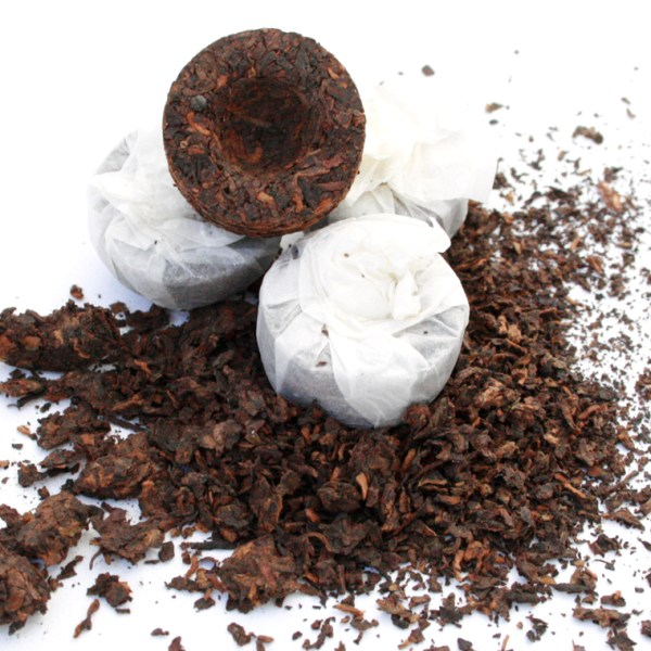 Birds Nest Loose Leaf Puerh Tea