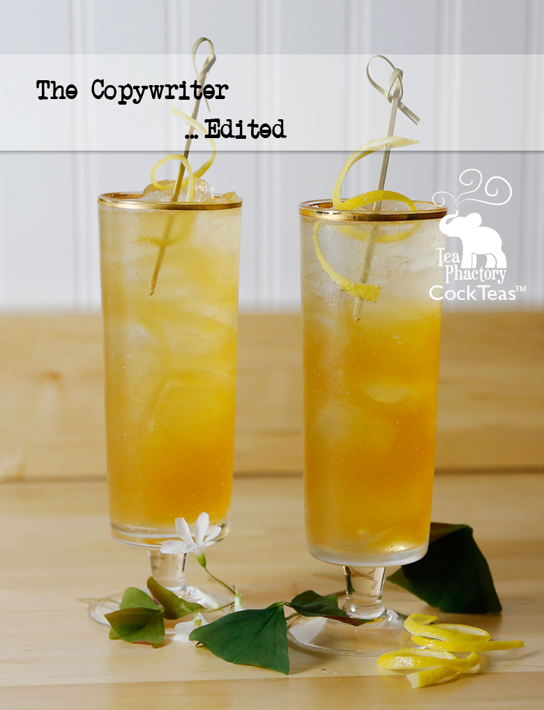 Copywriter Edited CockTeas