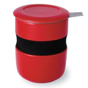 Curve-Brew-in-Mug-Infuser-Lid-Red