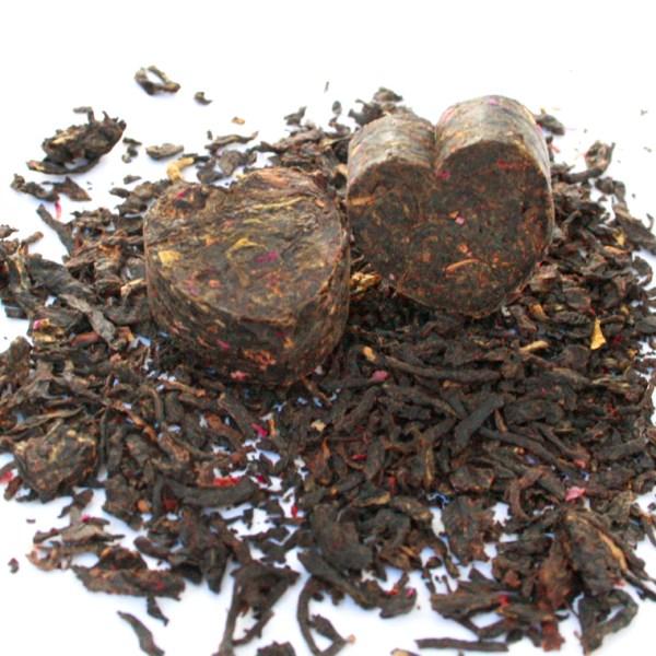 Dark Hearts Puerh Tea