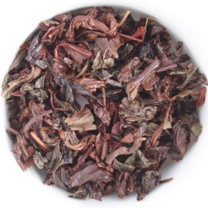 Formosa Oolong Loose LeafTea wet leaf
