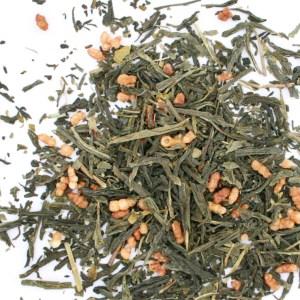 Genmaicha Loose Leaf Green Tea