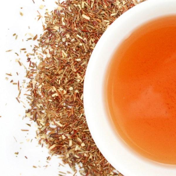 Green Rooibos organic brewed tea