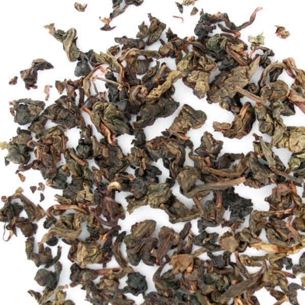 Iron Goddess loose leaf oolong tea