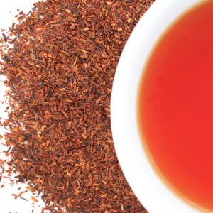 Organic Rooibos Red Tea brewed tea