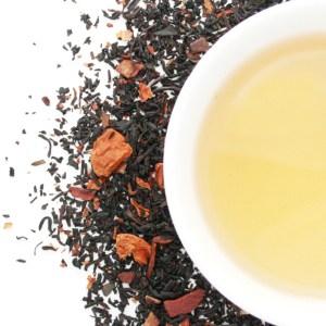 Sugardoodle Loose Leaf Black Tea brewed tea