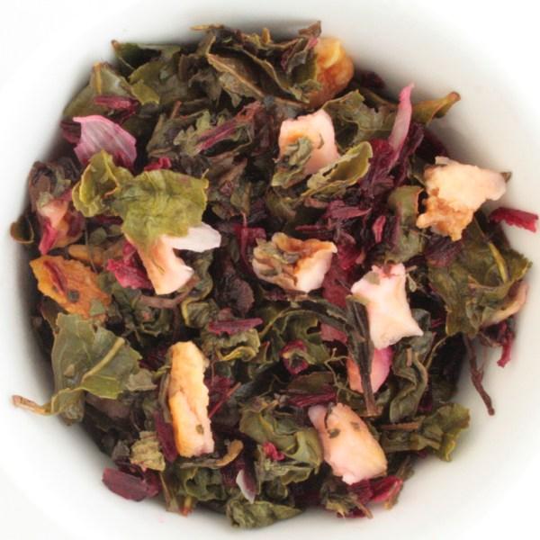 Margarita Loose Leaf Oolong Tea, Wet Leaf, Small Batch Blend