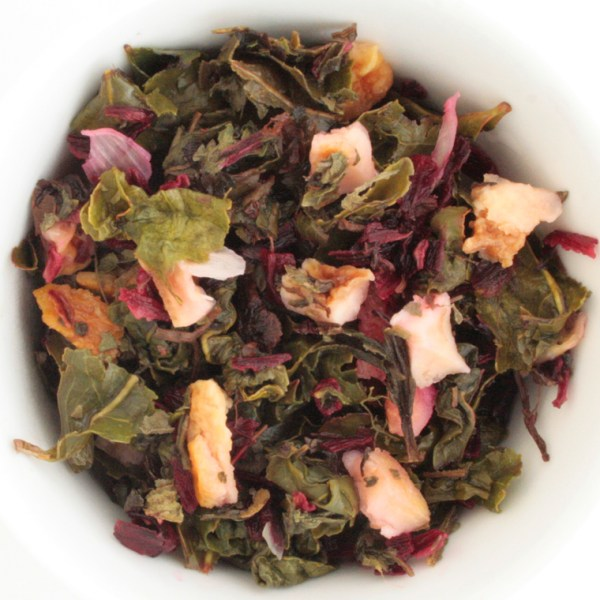 Margarita Loose Leaf Oolong Tea, Wet Leaf, Small Batch Blend