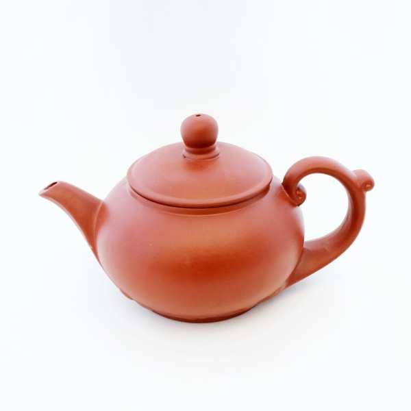 small Chinese Yixing teapot