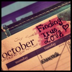 October Monthly Theme