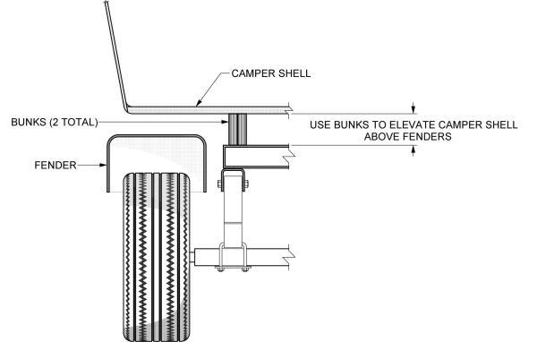 Teardrop Camper Kit