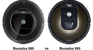 Roomba 880 vs 980