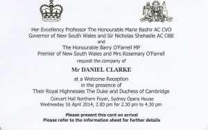 Invitation to a Royal Encounter
