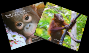Click on the image to purchase orangutan books