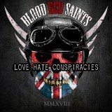 BLODD RED SAINTS - love hate conspiracies_3000x3000px