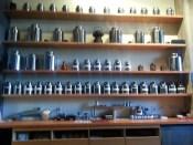 Asha Tea Bins