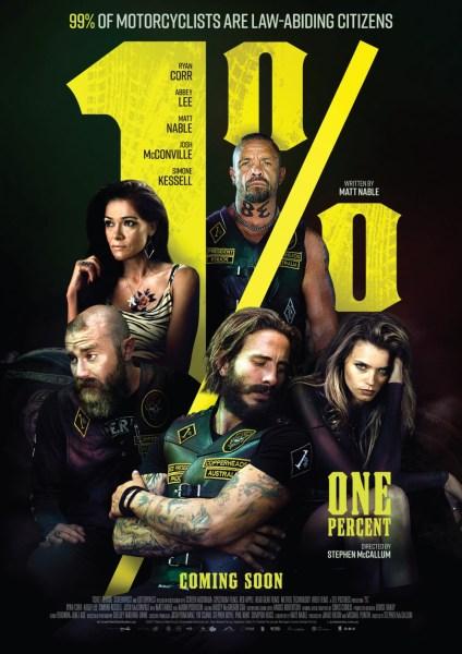 1% Movie Poster