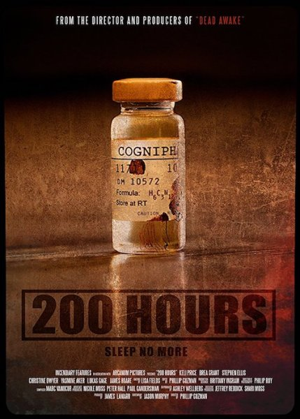 200 Hours Poster