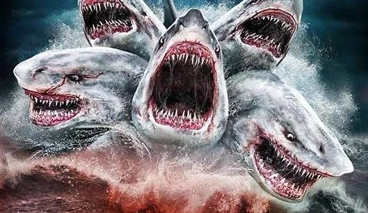 5-Headed Shark Attack | Teaser Trailer