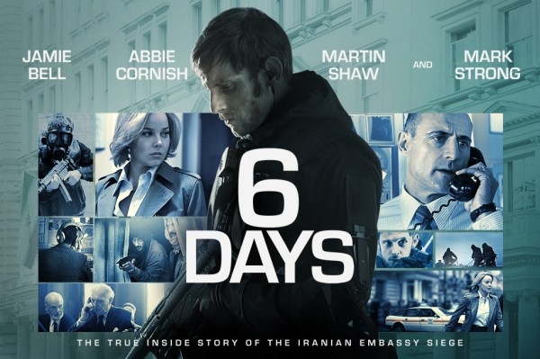 6 Days Film - The true inside story of the Iranian Embassy siege.