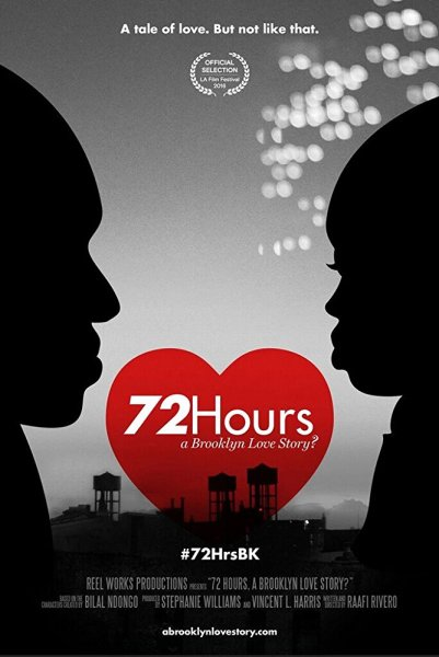 72 Hours A Brooklyn Love Story Poster